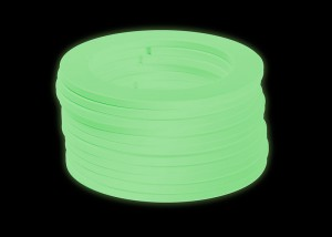 CFF-1 Set of 10 glow in the dark marking discs